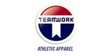Teamwork Athletic Apparel, Logo